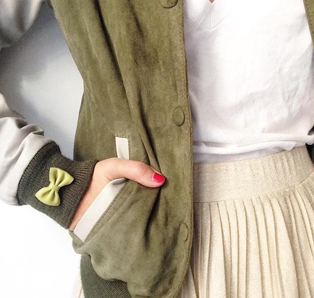 broche cuir little madame mode femme