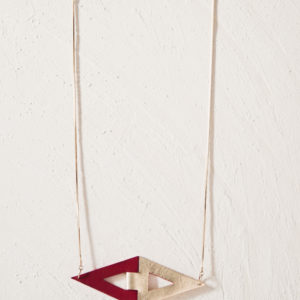 Necklace VALENTINE by Camille Roussel