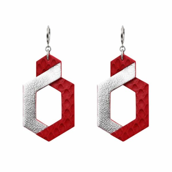 Earrings SUZANNE Luxe by Camille Roussel