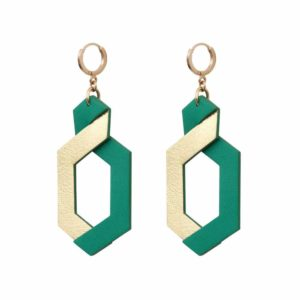 Earrings SUZANNE by Camille Roussel