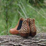 chelsea boots leopard PIED DE BICHE L'Erudite Concept Store