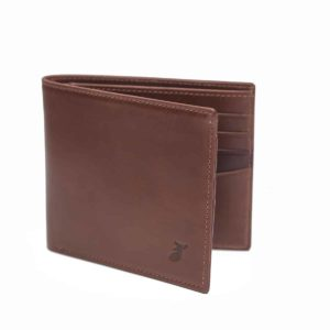 cardholder wallet man men fashion accessories handmade leather pied de biche