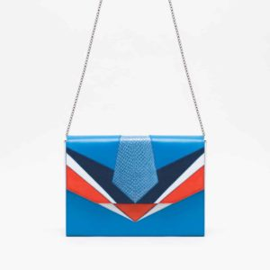 isadora limare bag fish leather prysm