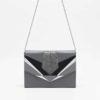 Bag PRYSM Silver Grey by Isadora Limare