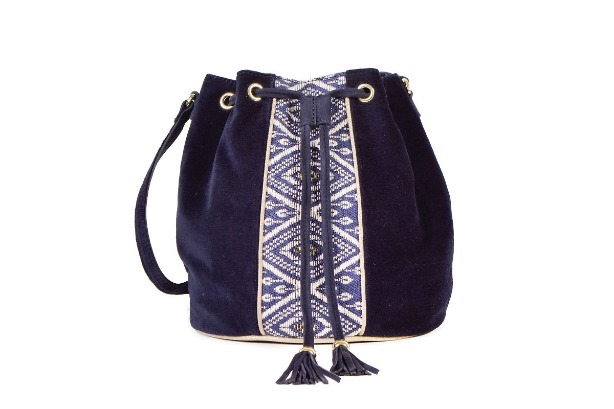 Bag BIBA Night Velvet by Maradji