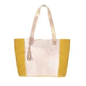 Bahia bag fashion woman mustard sac femme maradji