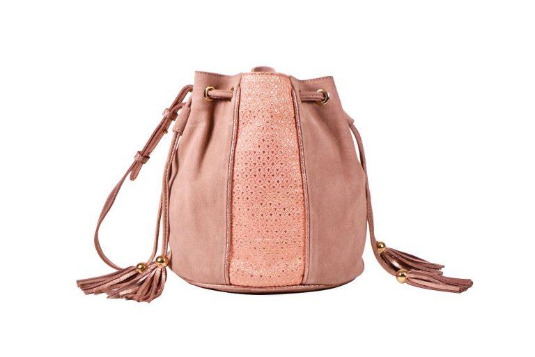 Bag Biba pink by Maradji