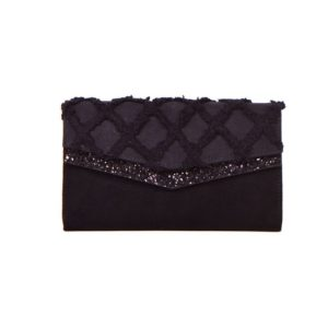 Wallet IVAN Black Glitter by Maradji