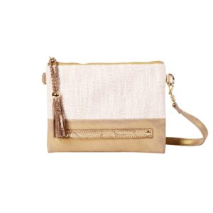 Bag MINI PALOMA Gold by Maradji