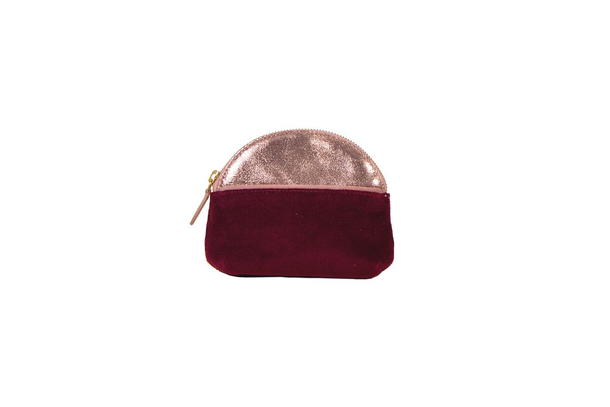 Wallet MONI Burgundy by Maradji