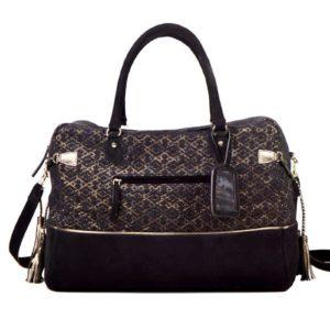 vadim bag ebony maradji sac voyage noir