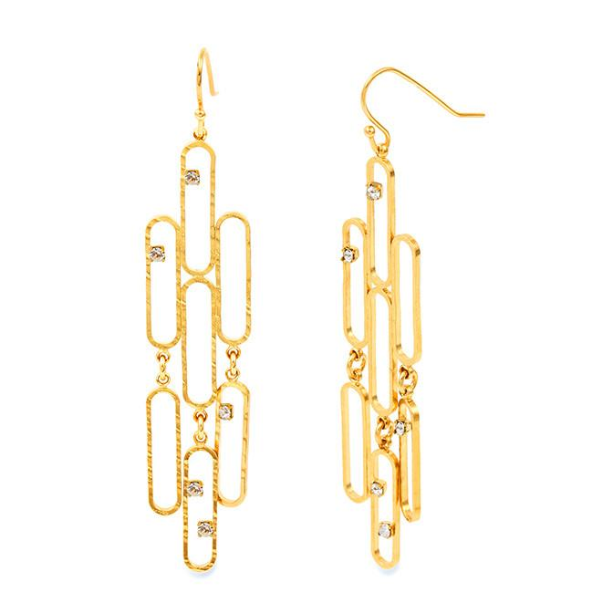 Earrings 1910 by BDM STUDIO