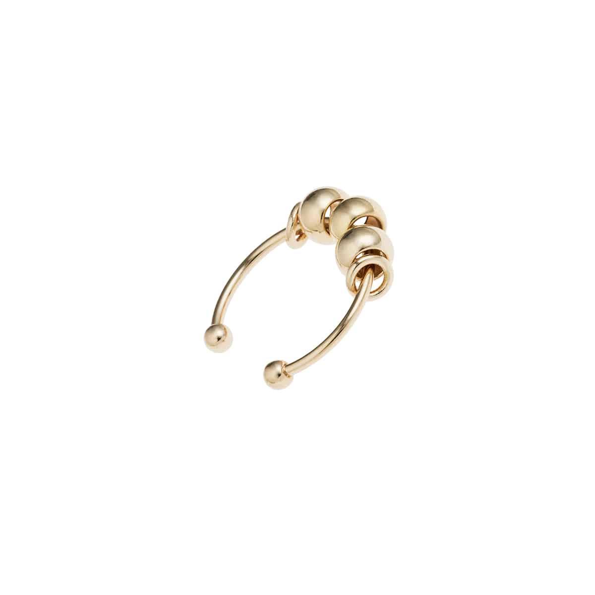 pink gold ring coralie de seynes l'erudite concept store handmade jewellery woman fashion