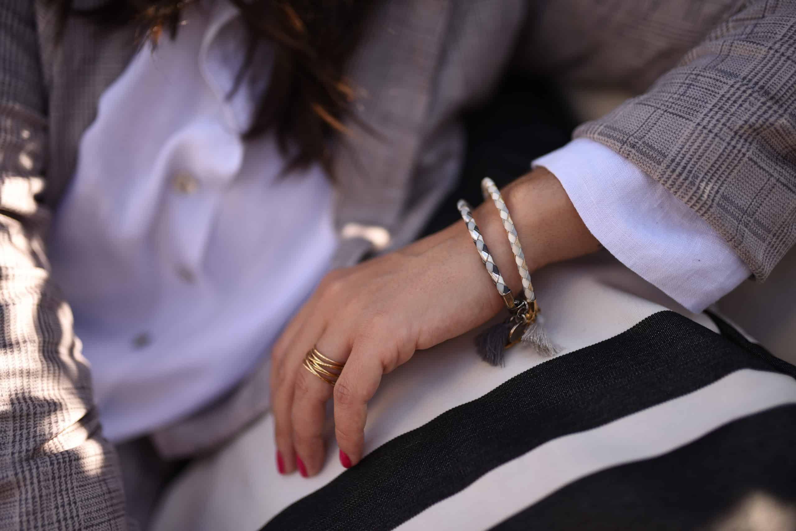 BDM STUDIO anillo joyas oro mujer hecho a mano paris complementos moda grand orient