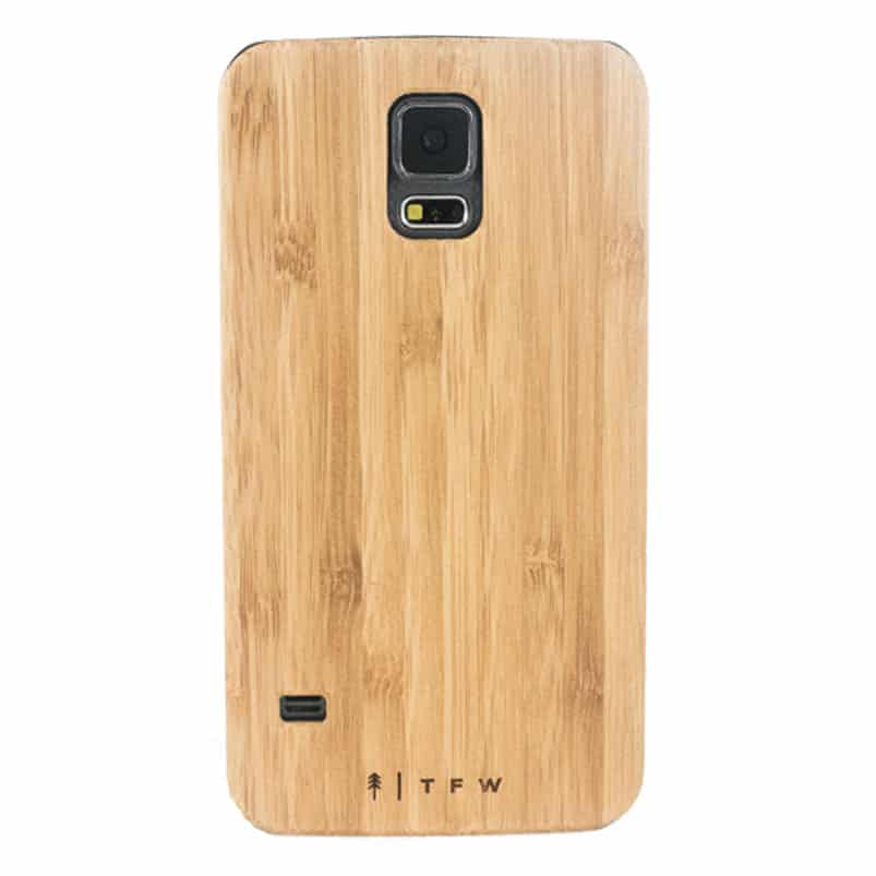 galaxy case bamboo time for wood