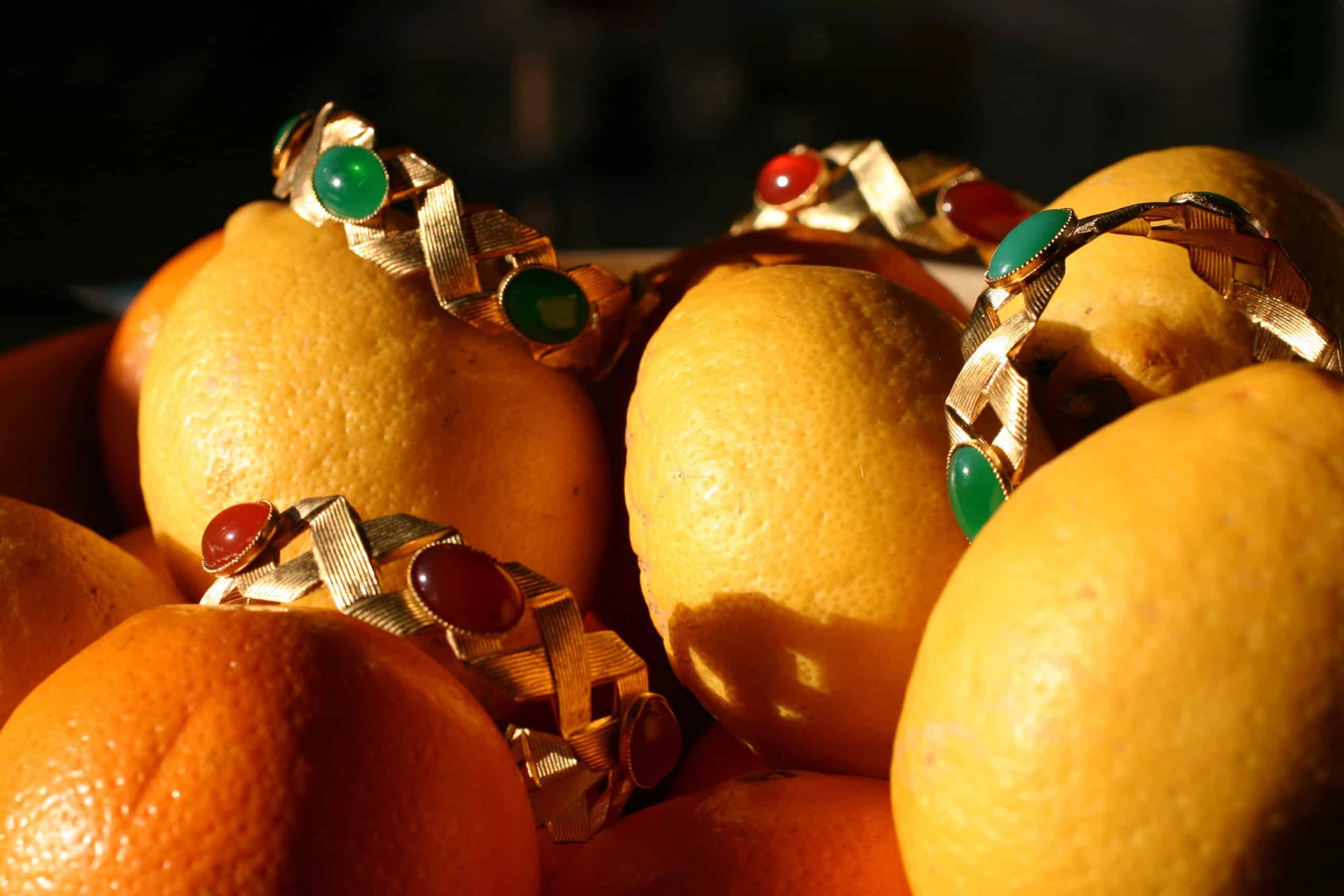 bracelet ariane collection constance handmade jewellery paris
