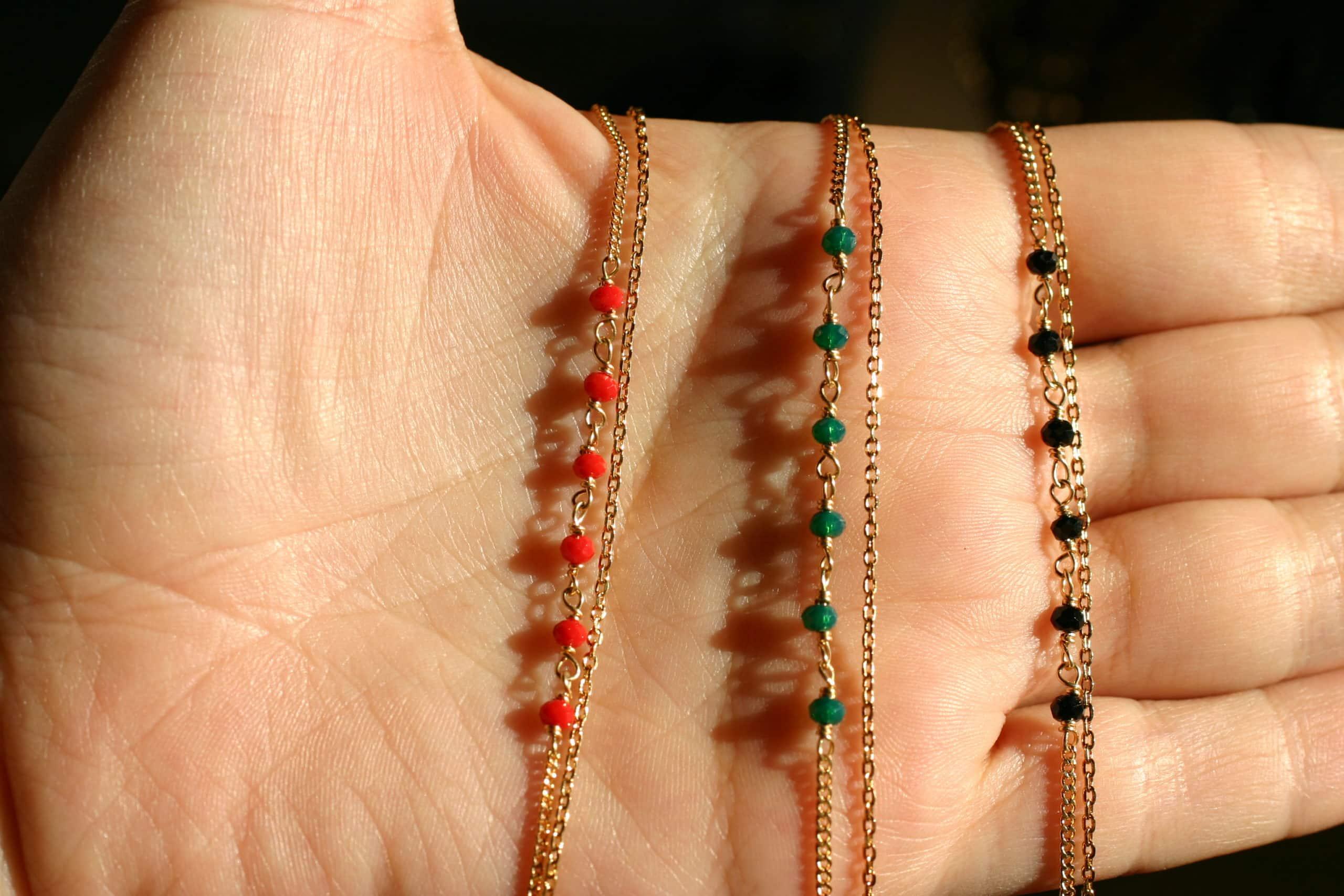 appolon bracelet collection constance handmade paris woman fashion jewellery
