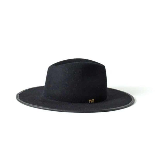 Hat Waxy by BlackHats Paris X MiniMe Paris