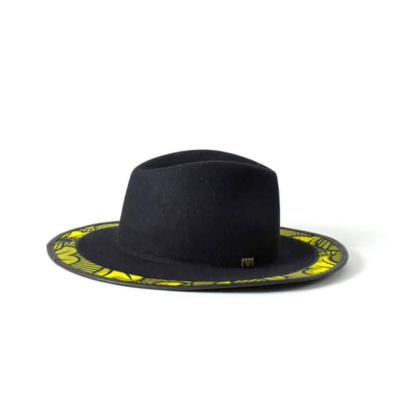 Sombrero Cotonou por BlackHats Paris x MiniMe Paris