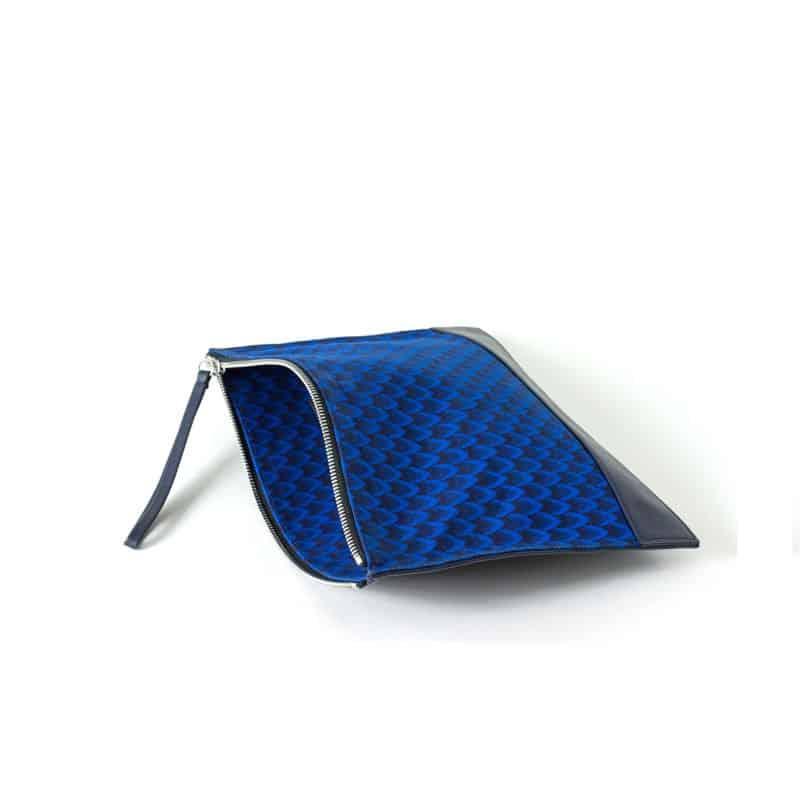 bolso de cera de embrague hecho a mano gorros Blackhats París de wax porto-novo accesorios de moda hombre mujer
