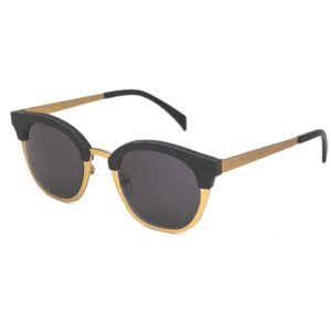 rezin goya slate wood gold rezin woman fashion accessories sunglasses