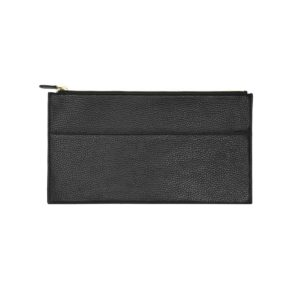 handmade leather clutch coralie de seynes bag L'Erudite Concept Store