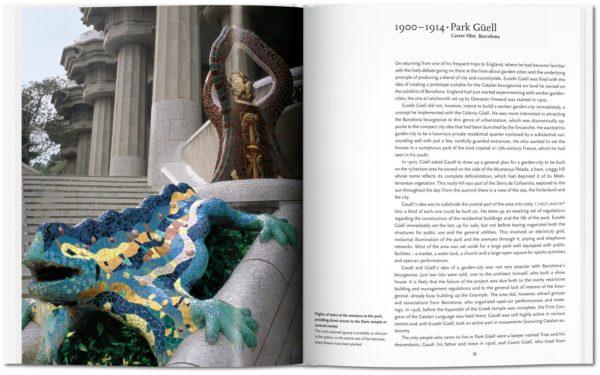 art gaudi book taschen architecture