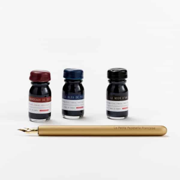 tinta y pluma la petite papeterie francaise