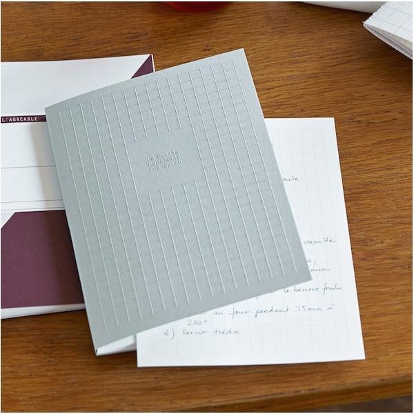 cuaderno A5 La Petite Papeterie Française