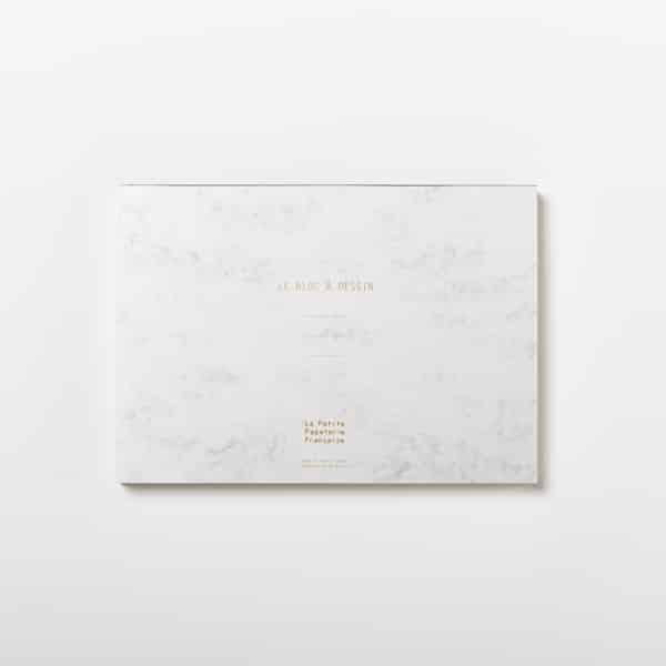 bloc dibujo papeleria la petite papeterie francaise