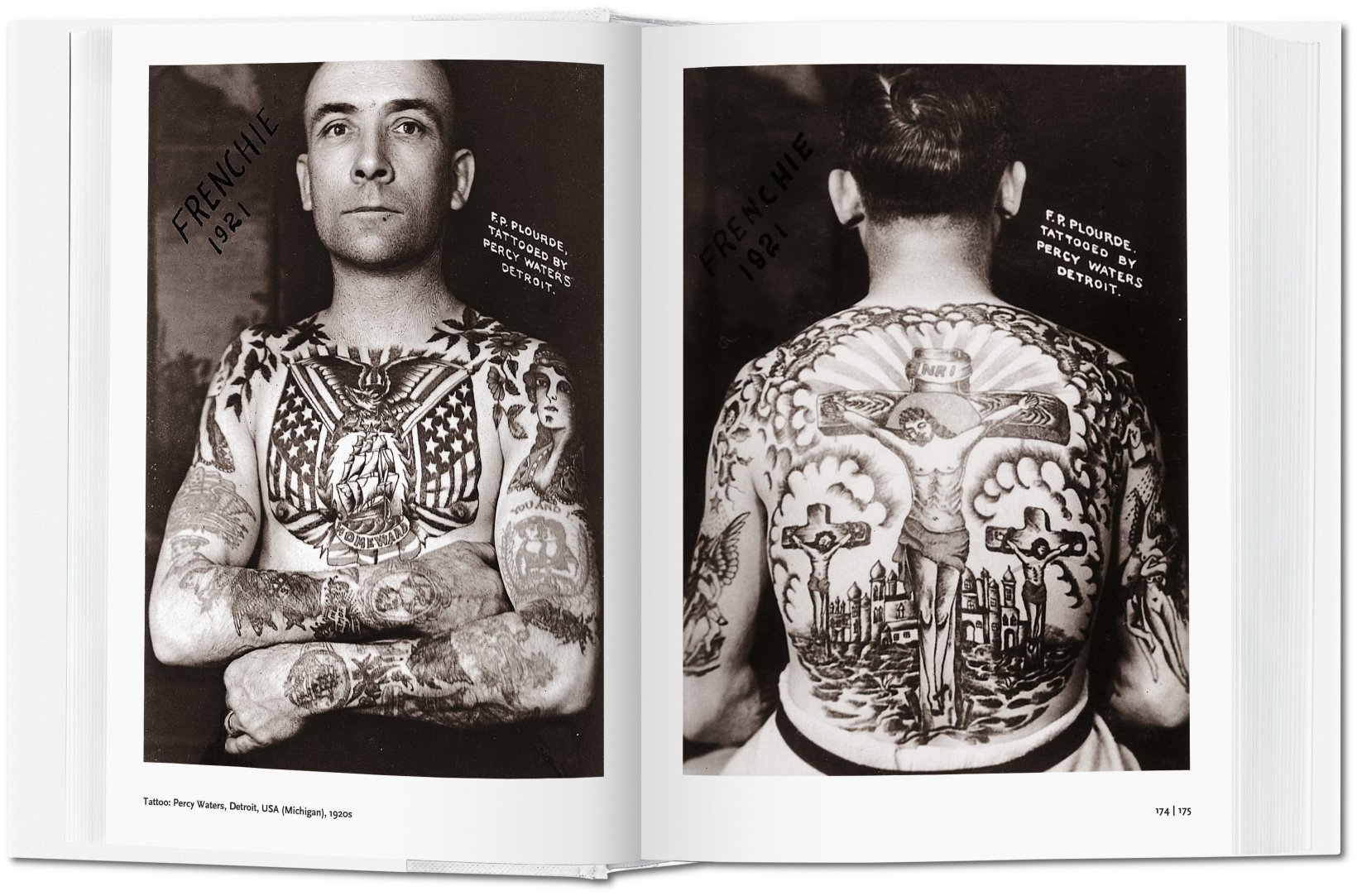 1000 tatouages tattoos livre photo taschen body decoration cadeau art