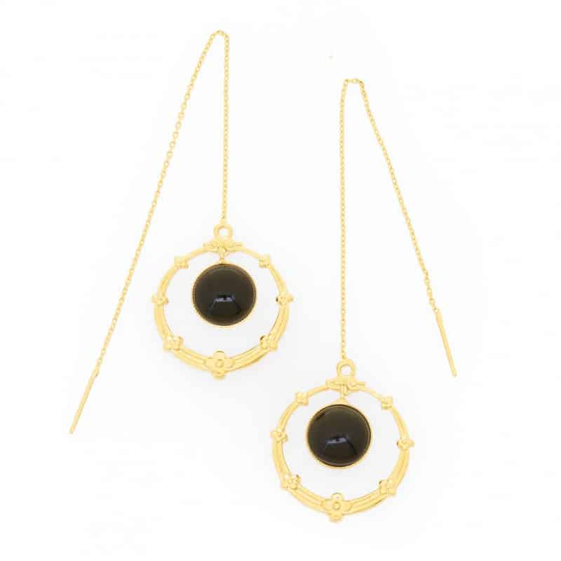 earrings ouranos collection constance woman jewellery