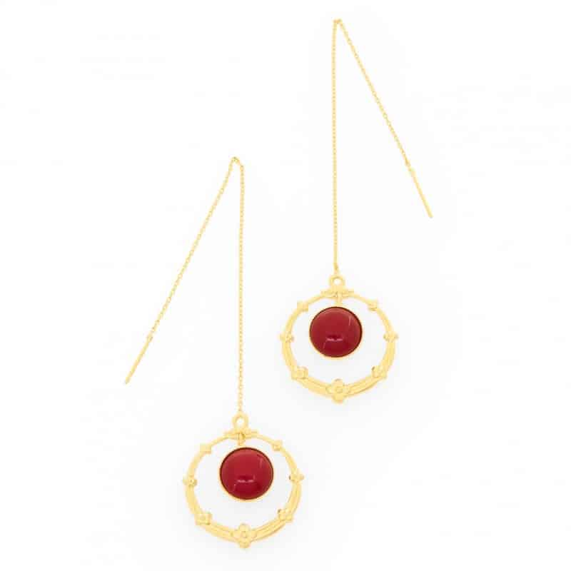 pendientes ouranos joyas mujer collection constance