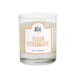 natural candle Orange Flower La Belle Mèche L'Erudite Concept Store