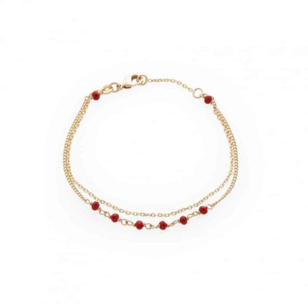 bracelet apollon collection constance jewellery handmade paris