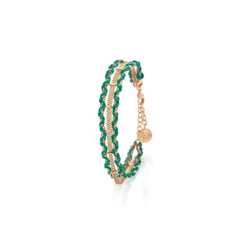 pulsera hestia hecho a mano paris complementos moda joyas mujer