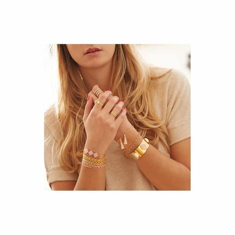 bracelet poseidon collection constance bijou femme
