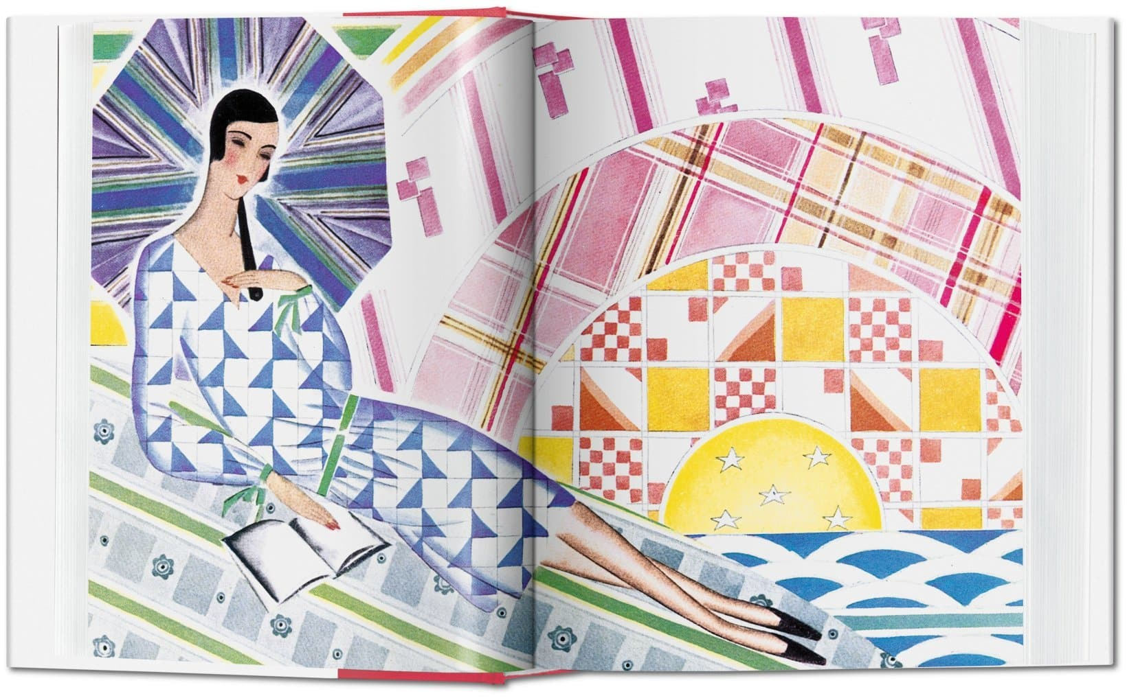 taschen 100 years fashion ad art book