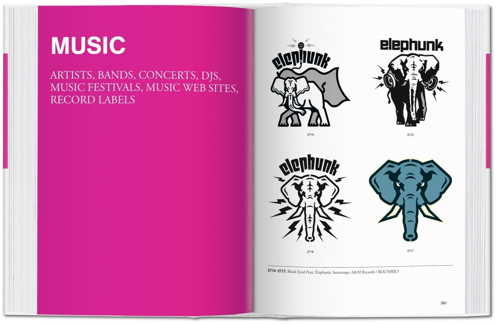 logo design book taschen barcelona