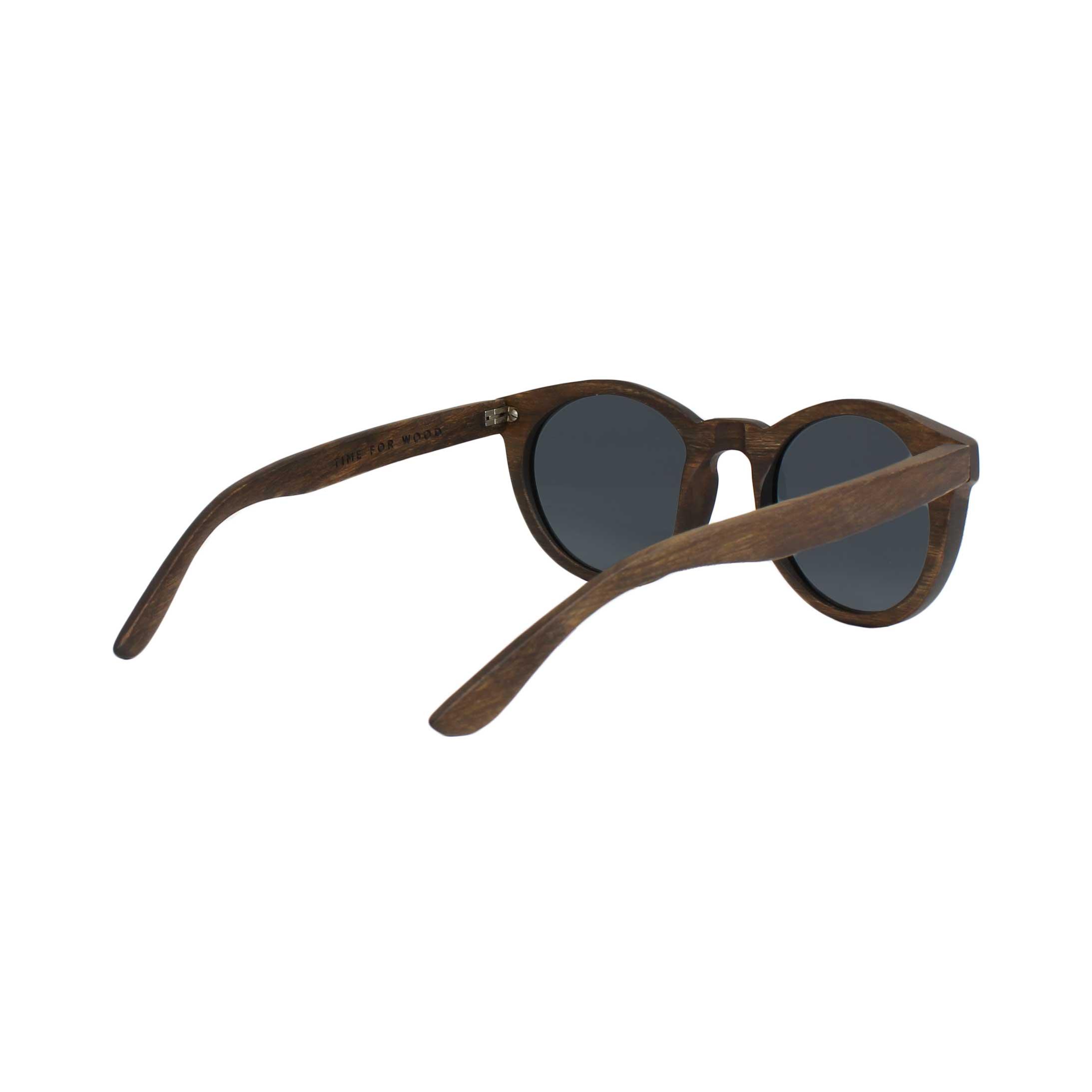 calero time for wood lunettes de soleil fait main accessoire mode homme femme