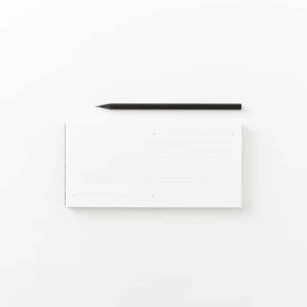 writing pad office la petite papeterie française write bloc slow writing