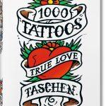 1000 tattoos by Taschen