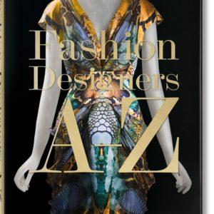 Fashion designers A-Z by TASCHEN