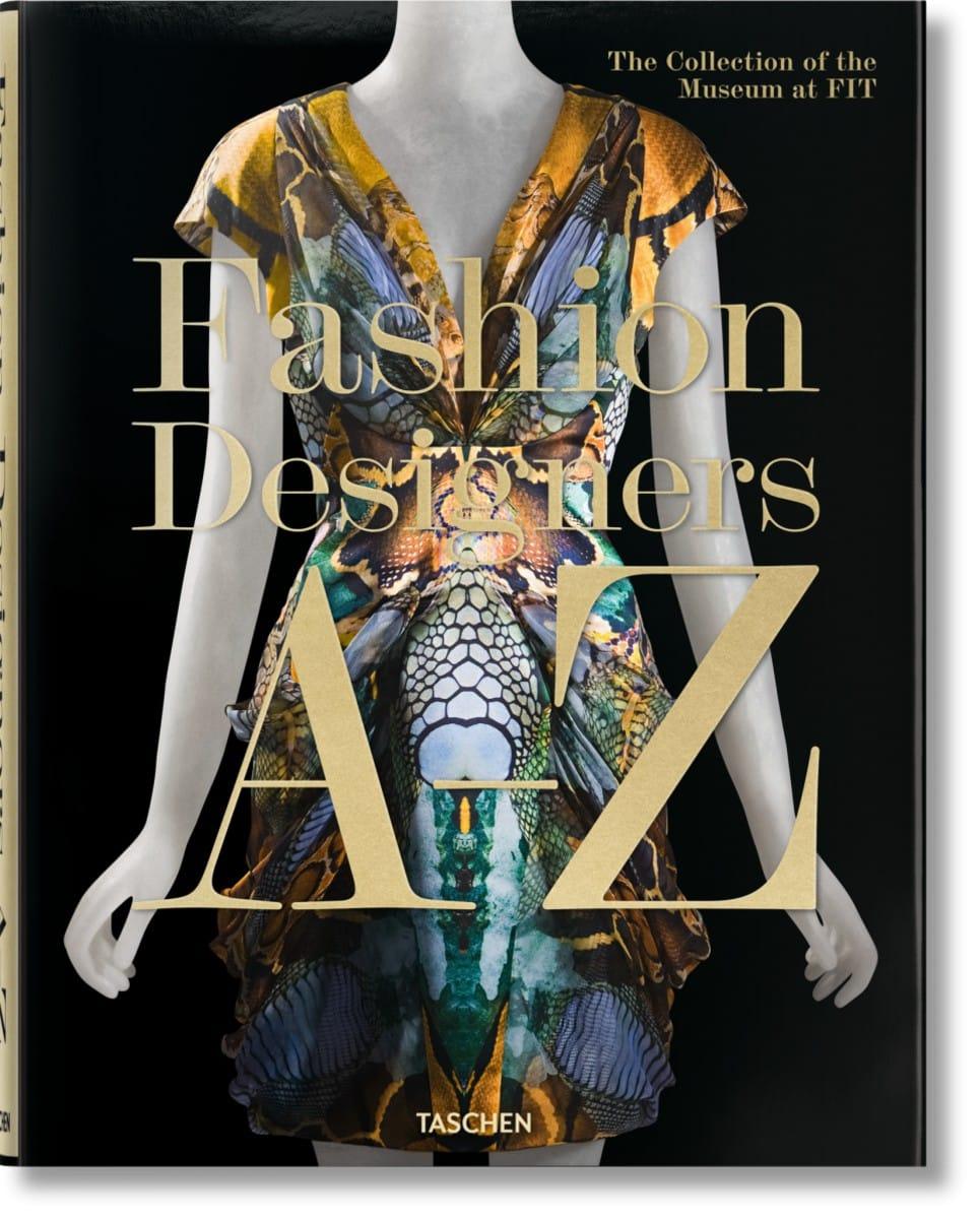 Fashion designers A-Z par TASCHEN