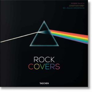 Rock covers book rock album barcelona