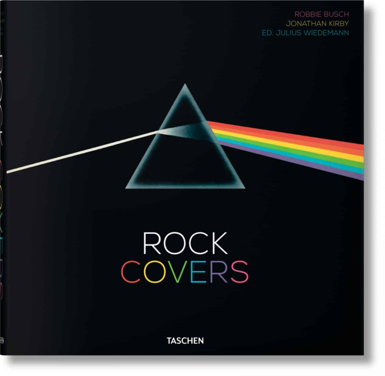 Rock covers by TASCHEN