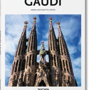 Gaudi by Taschen