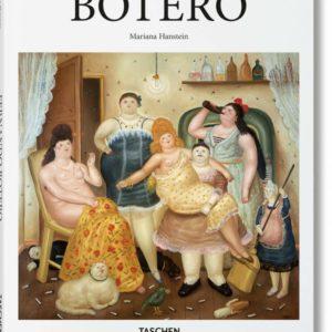 libro arte pintura botero taschen
