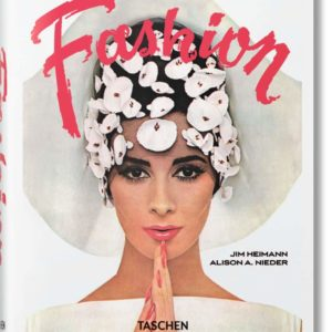 moda publicidad libro arte foto mujer taschen 20th century fashion. 100 years of apparel ads