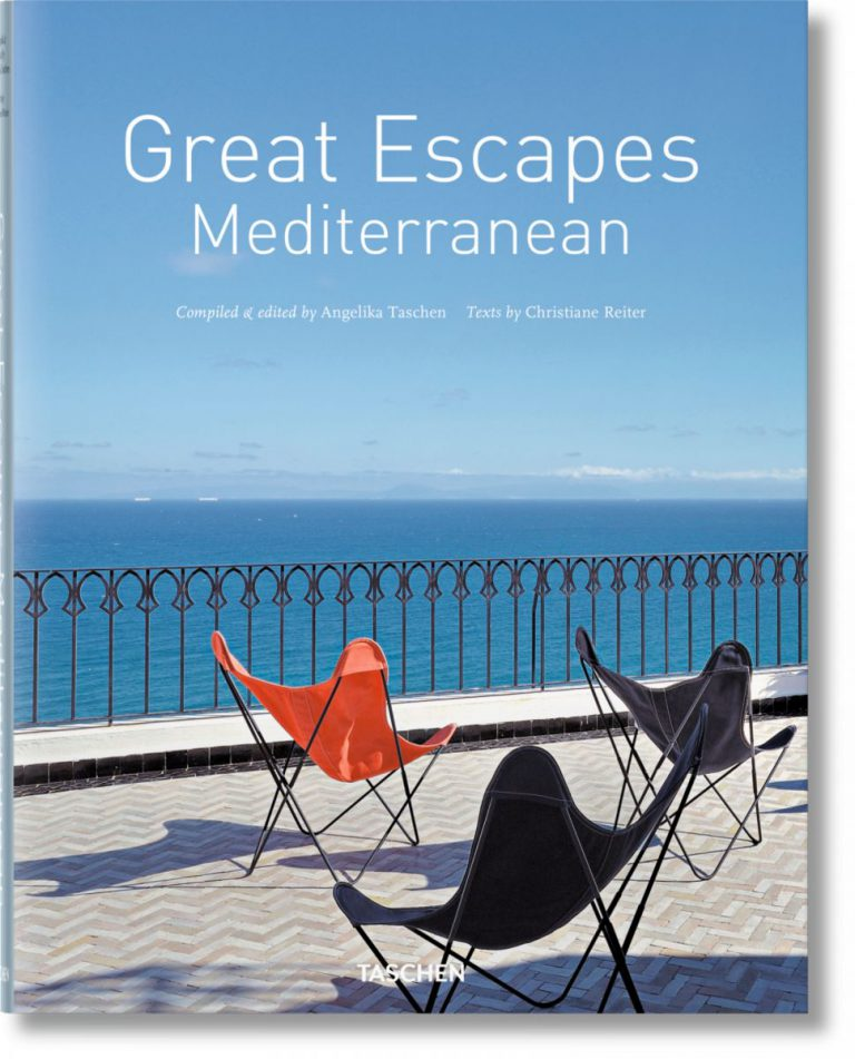 Great Escapes Mediterranean taschen book voyage